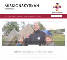 Vetlanda Missionskyrka Competitors Revenue And Employees
