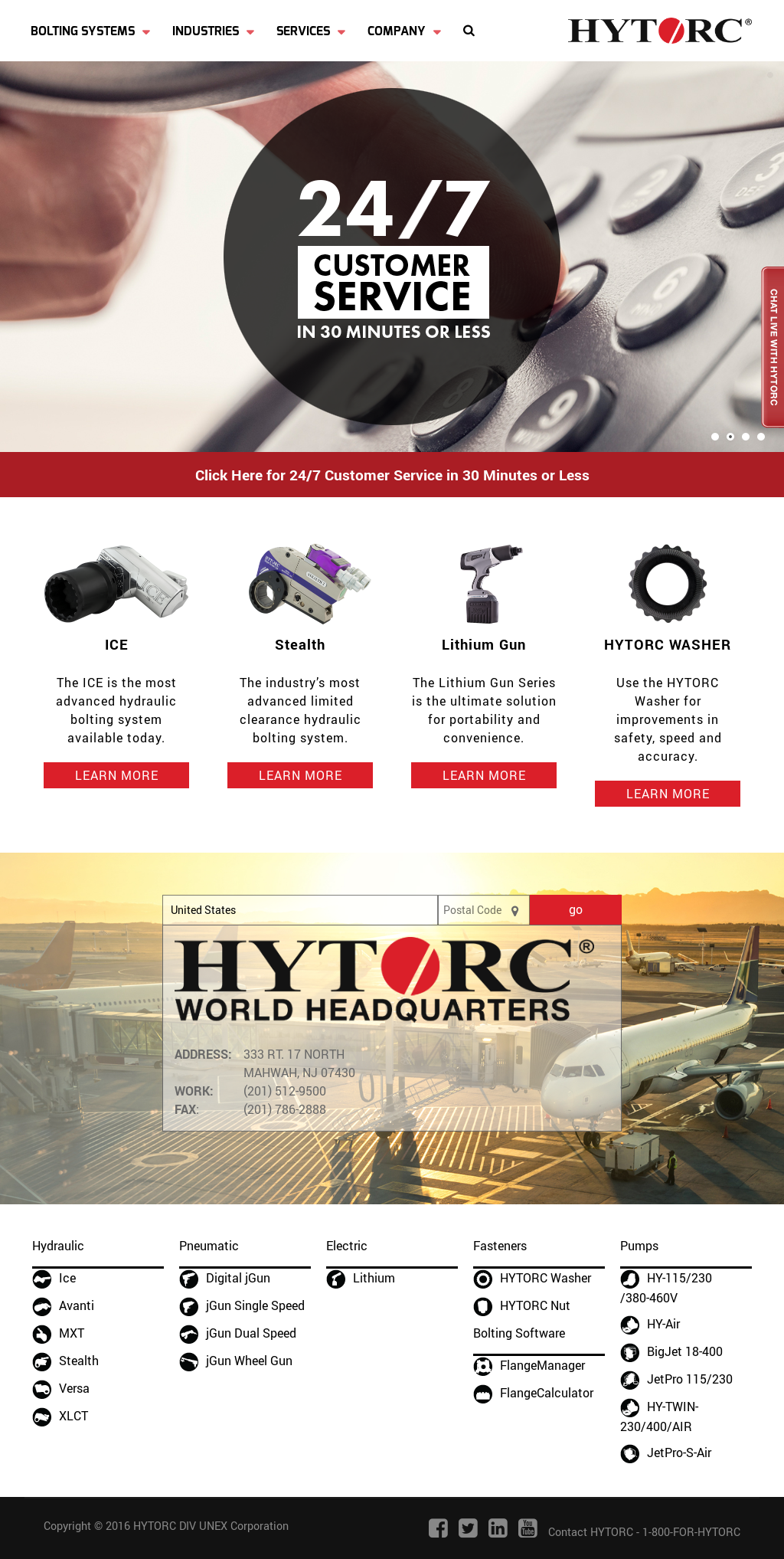 Hytorc Competitors, Revenue and Employees - Owler Company