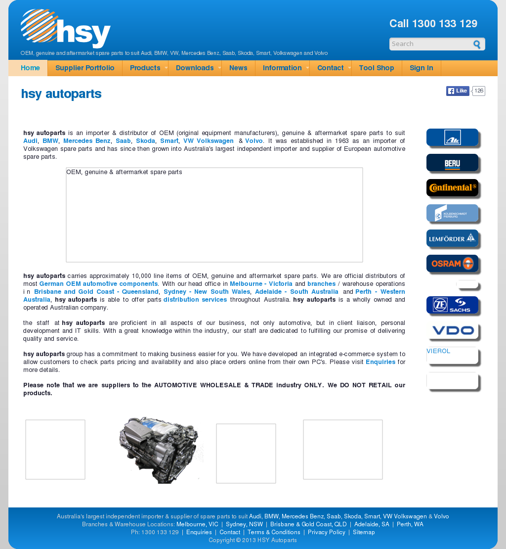 Hsy Autoparts Competitors, Revenue and Employees - Owler Company Profile