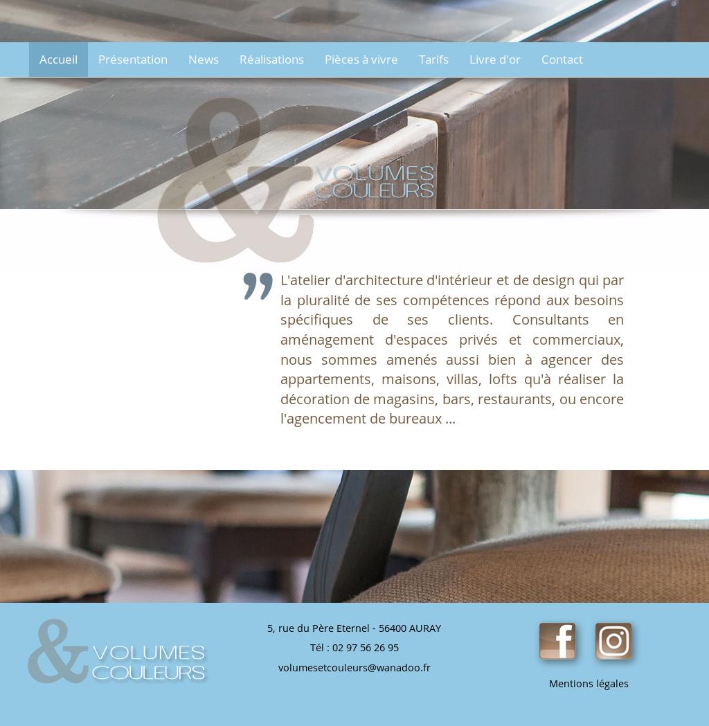 Architecte D Intérieur Auray volumes & couleurs competitors, revenue and employees