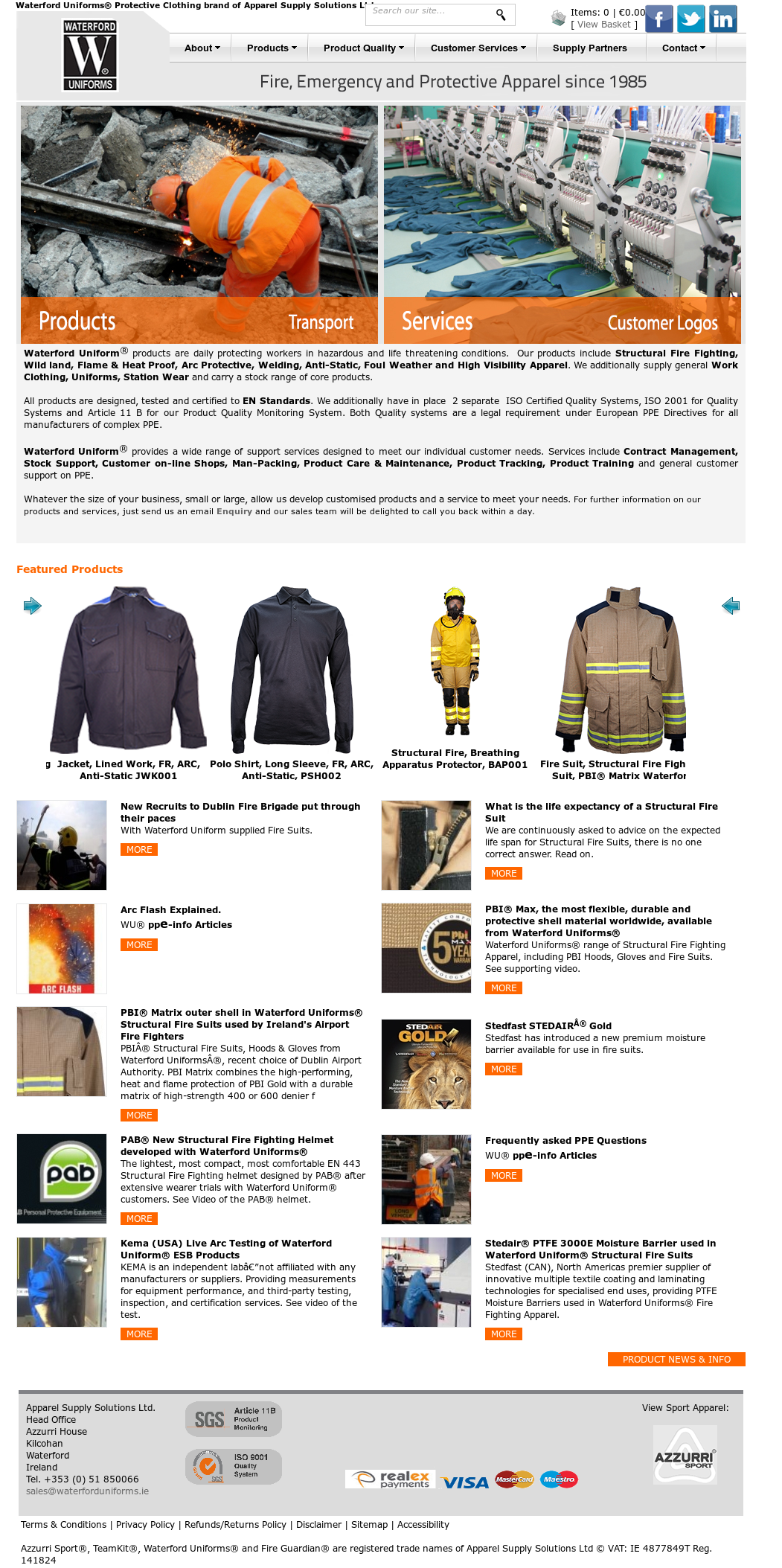 Personal Protective Equipment Manufacturers In Europe