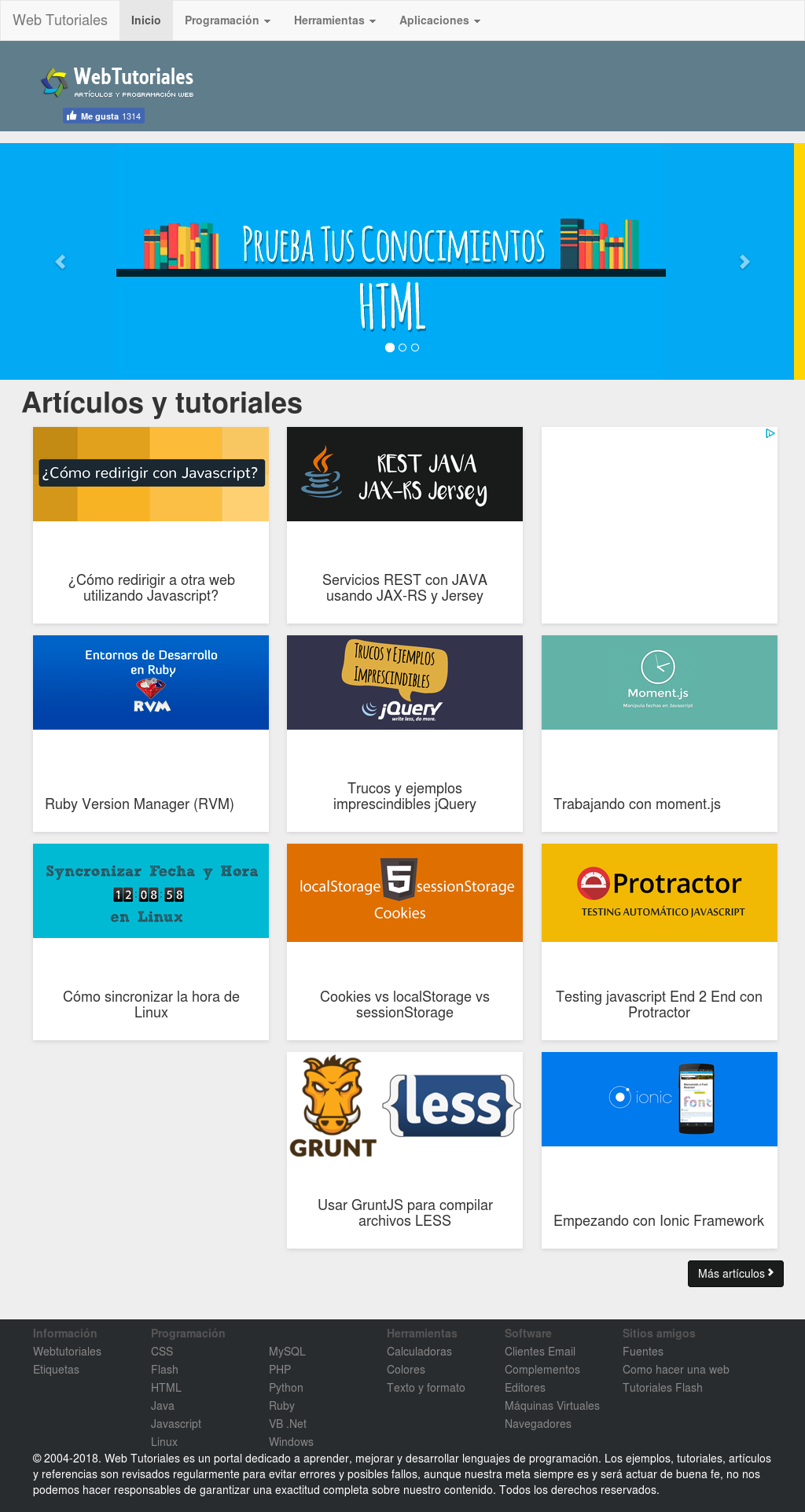 Web Tutoriales Competitors, Revenue and Employees - Owler Company