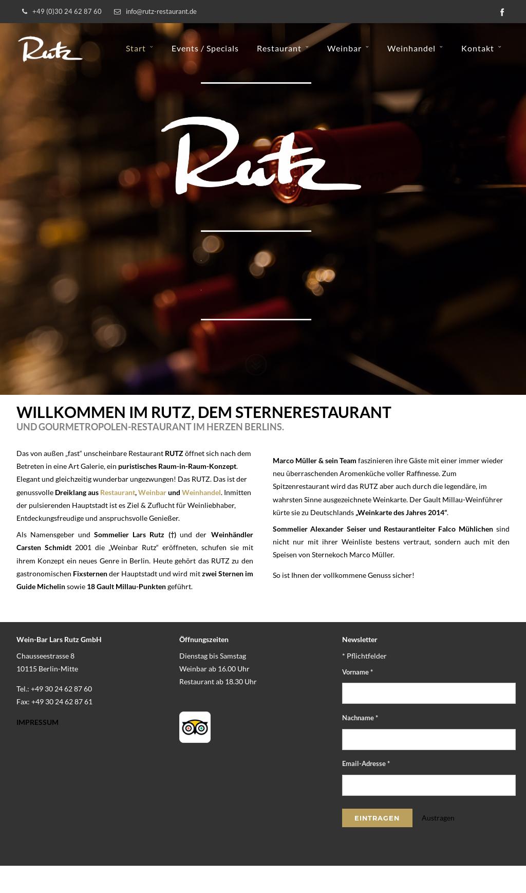Weinbar Rutz Competitors, Revenue and Employees - Owler Company Profile