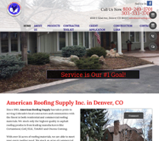 Sep 2017. American Roofing Supply Website History