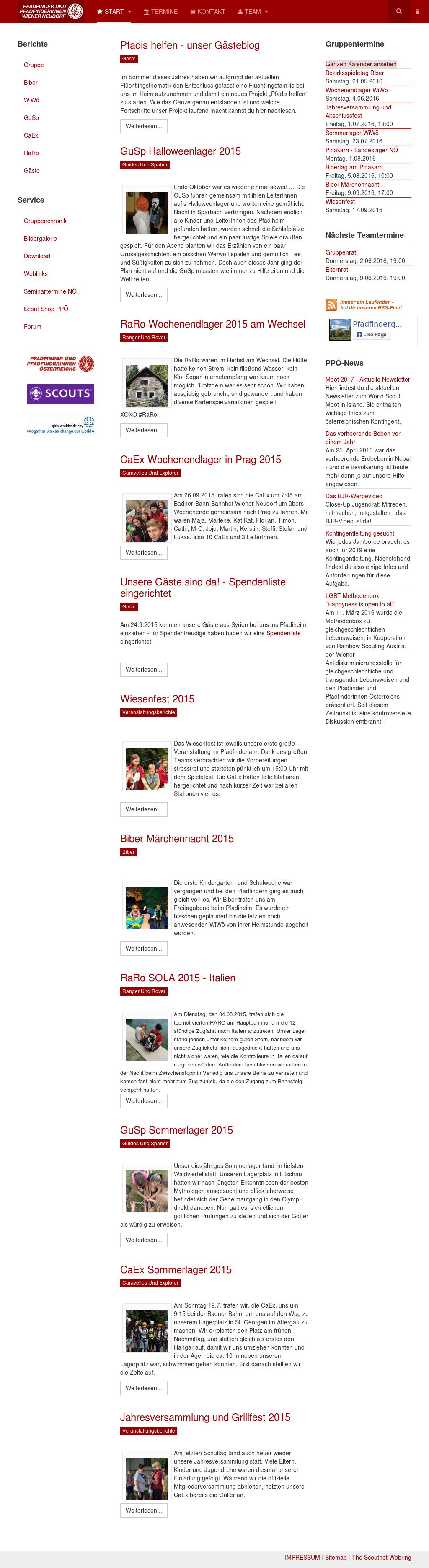 Centro Del Materasso Carmagnola.Pfadfindergruppe Wiener Neudorf Competitors Revenue And Employees