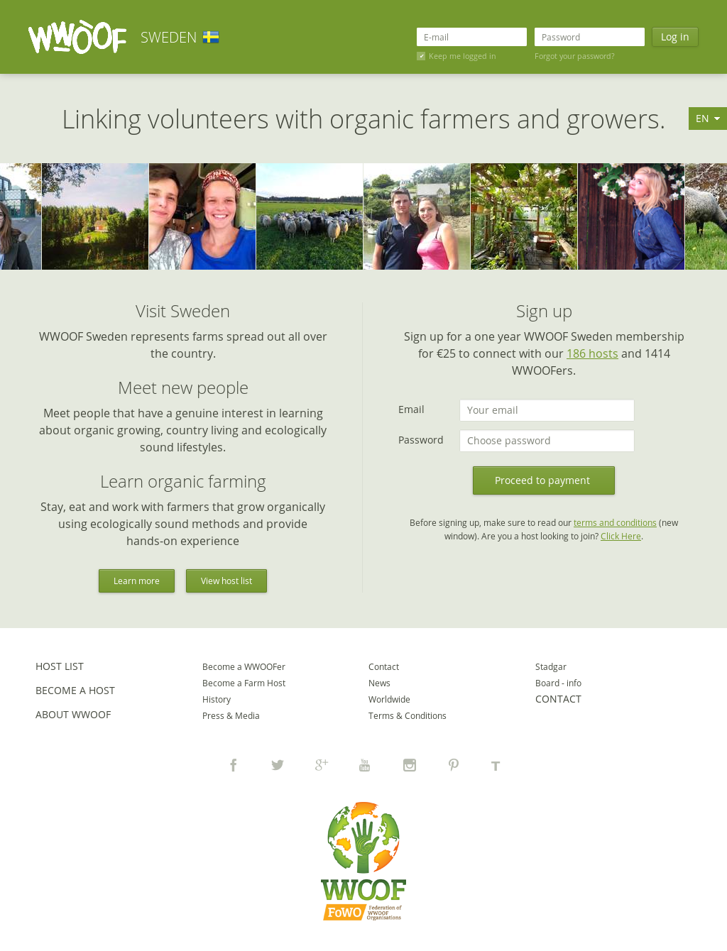 Wwoof Sweden Competitors, Revenue and Employees - Owler