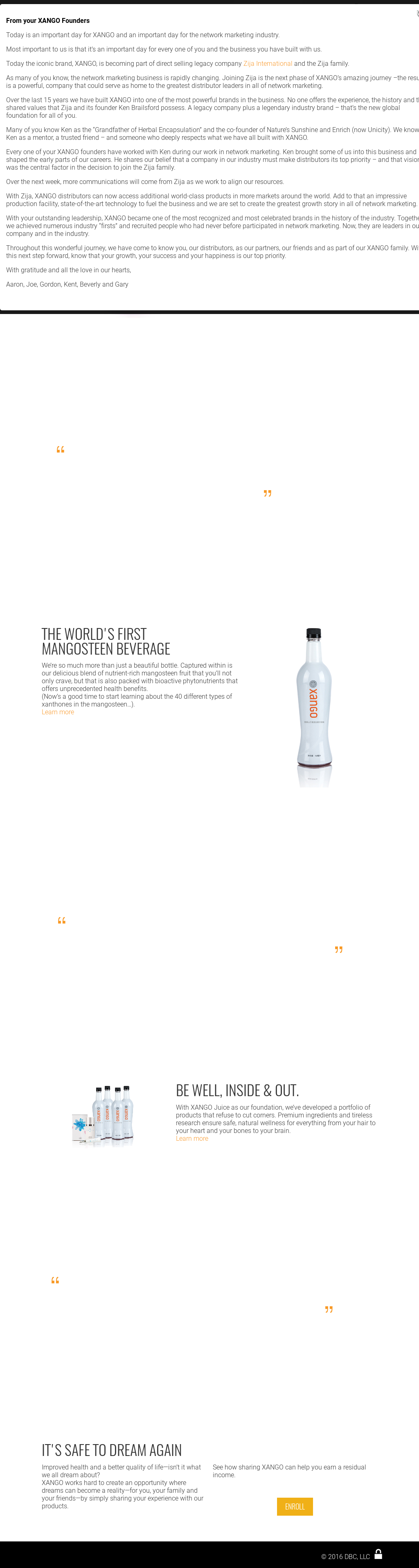 Xango Competitors, Revenue and Employees - Owler Company Profile