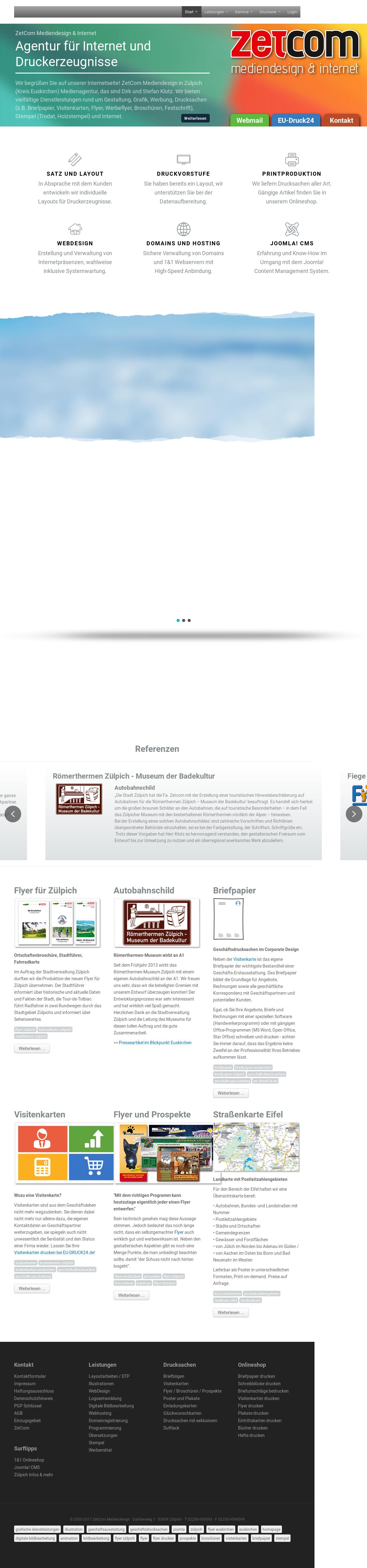 Zetcom Mediendesign Internet Competitors Revenue And