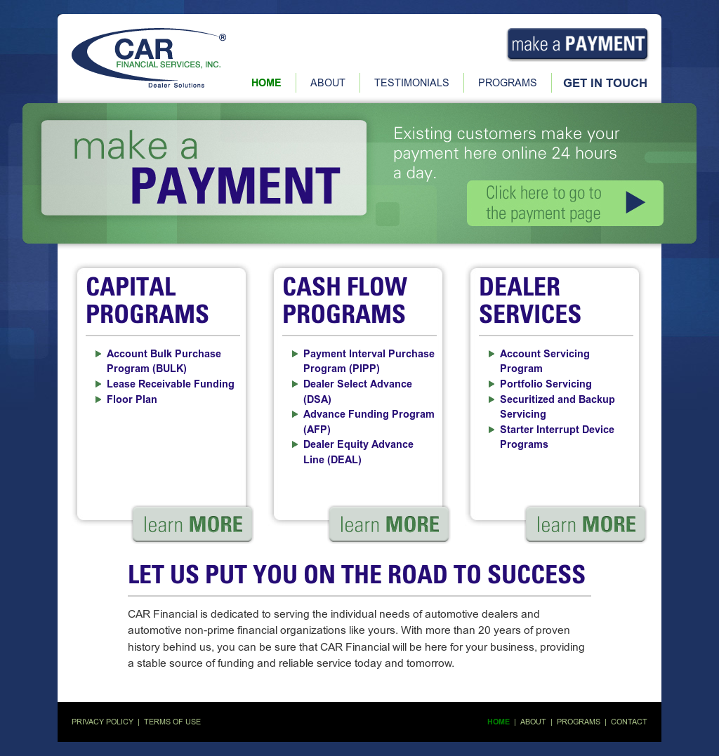 Car Financial Services >> Car Financial Competitors Revenue And Employees Owler Company Profile