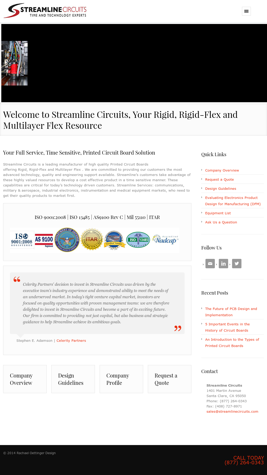 Streamline Circuits Competitors Revenue And Employees Owler Electric Website Company Profile