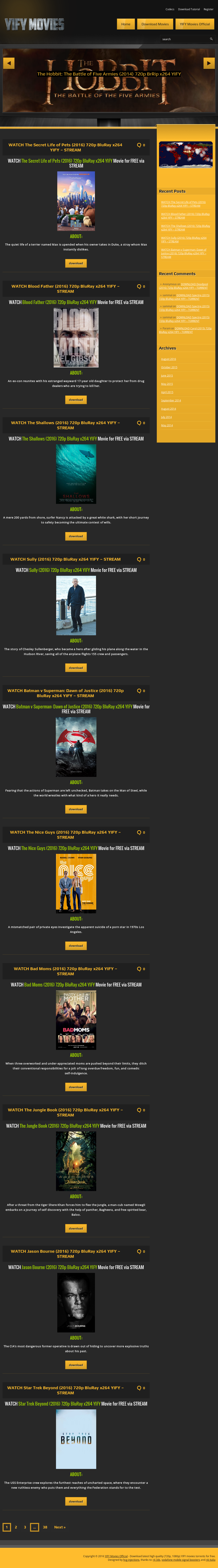 the jungle book 2016 yify download