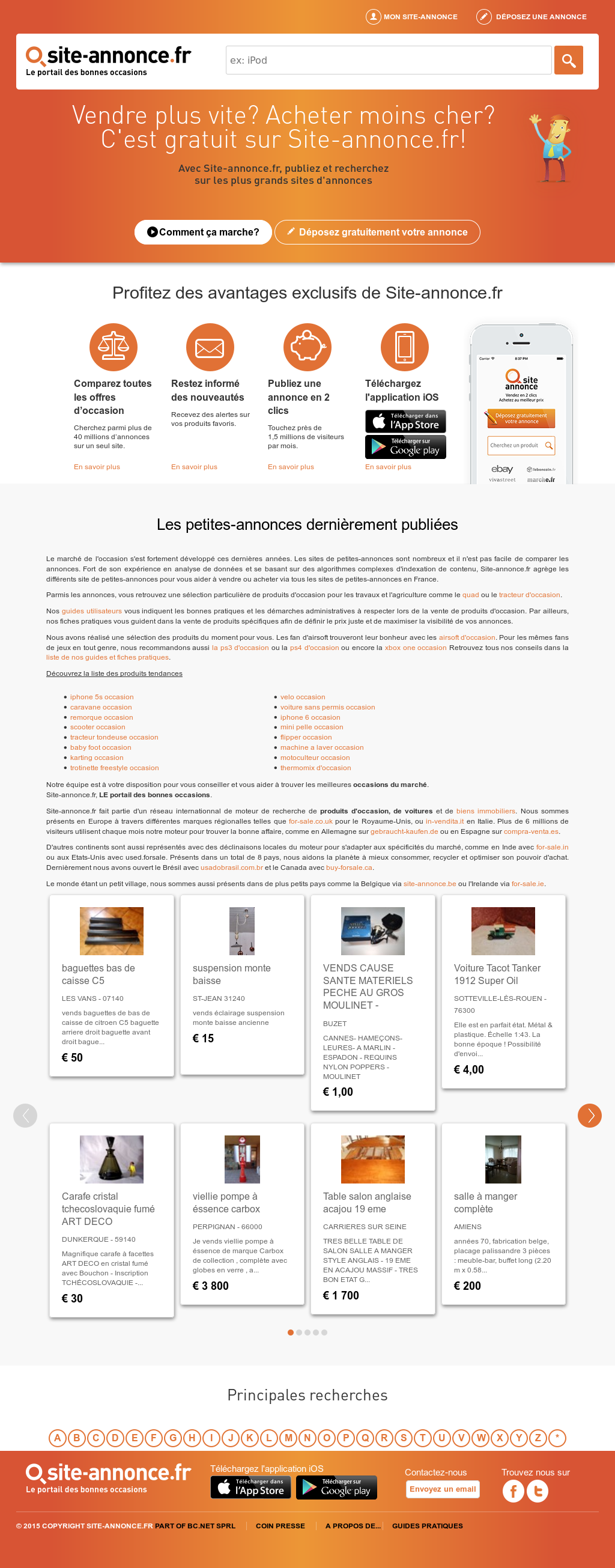 Site Annonce Competitors Revenue And Employees Owler