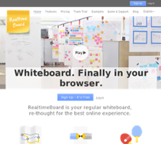 Realtimeboard Competitors, Revenue and Employees - Owler