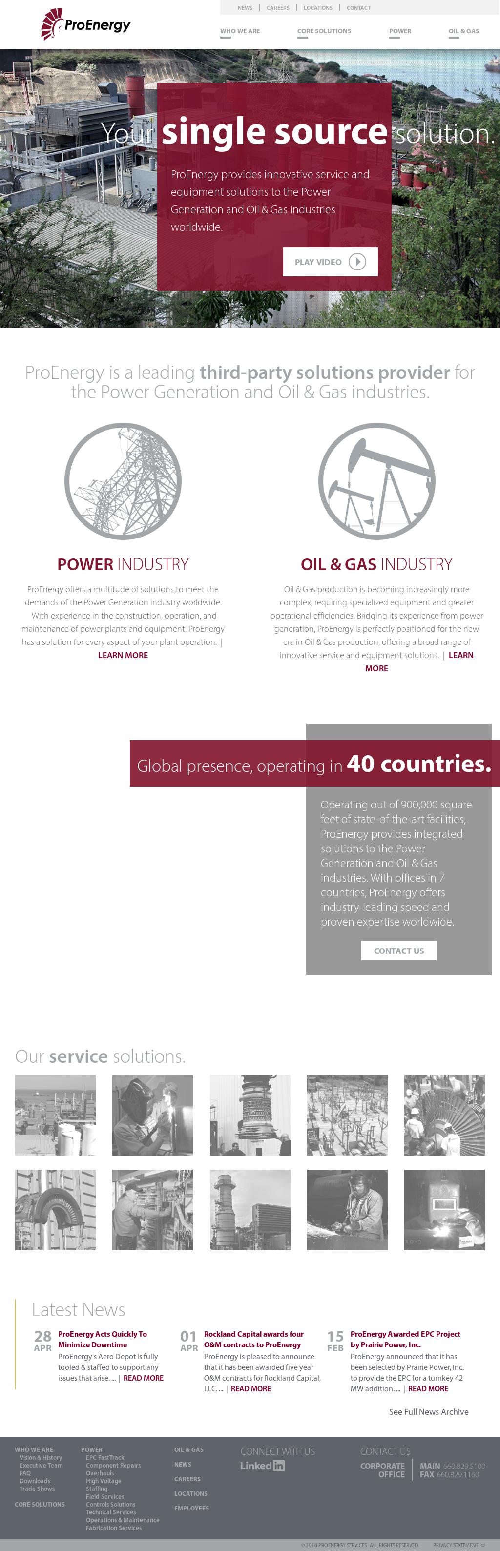 Pro Energy Services Sedalia Mo - Energy Etfs