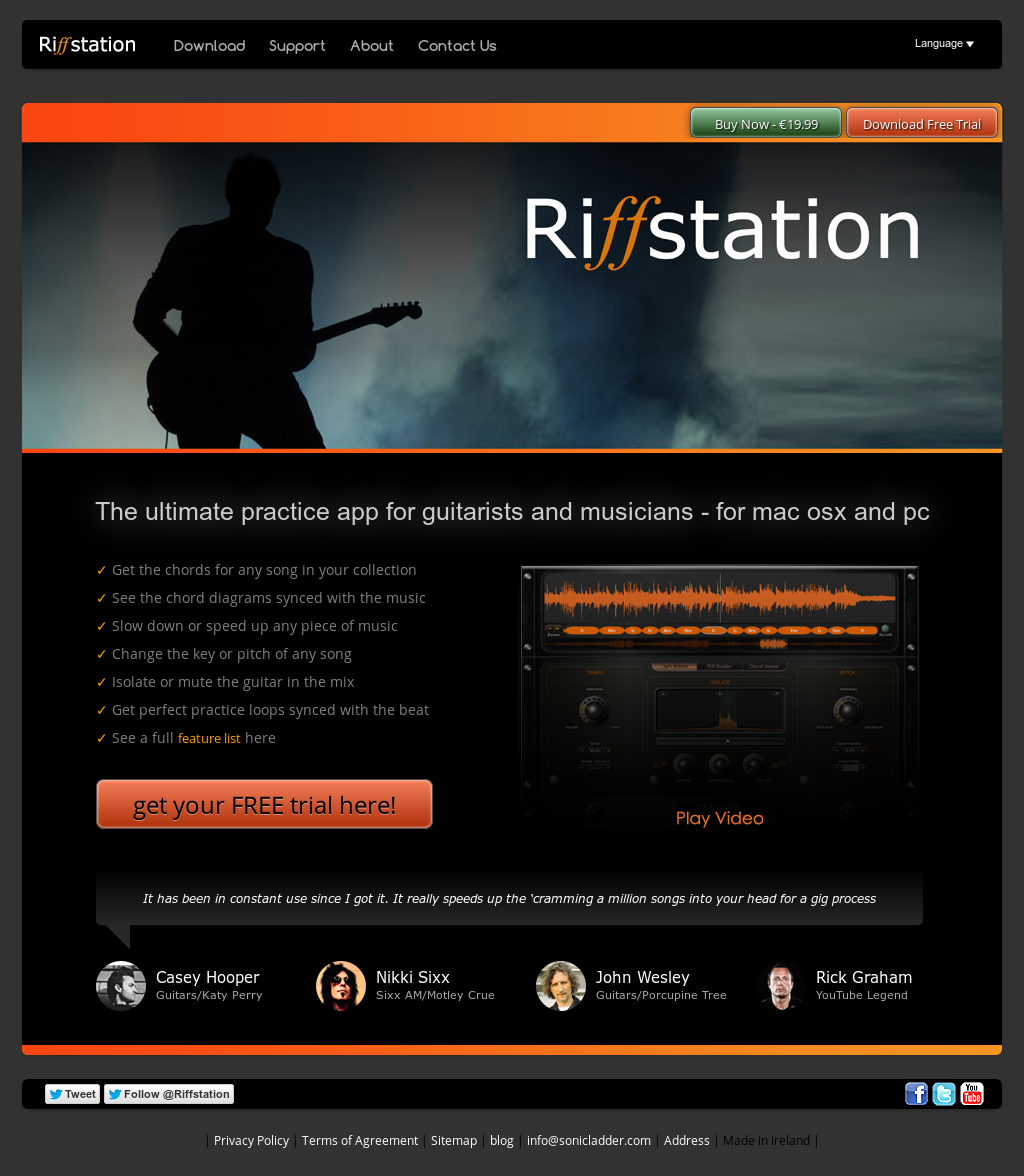 Riffstation Competitors, Revenue and Employees - Owler