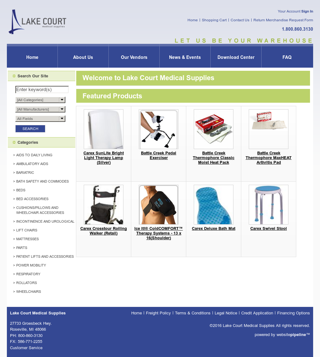 f96d4d254c Lake Court Medical Supplies Competitors, Revenue and Employees - Owler  Company Profile