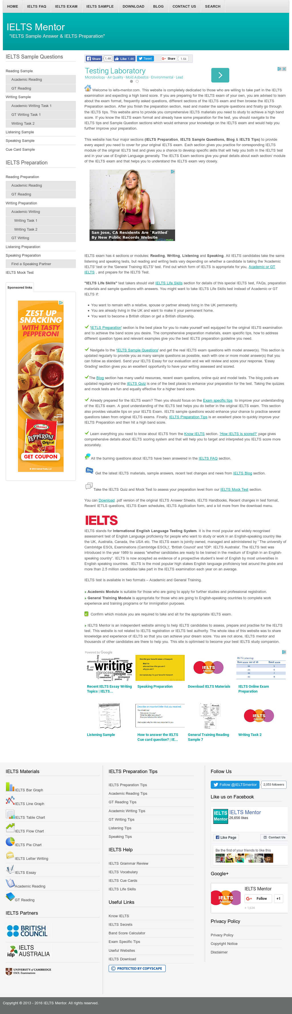 Owler Reports - Ielts Mentor Blog IELTS Academic Reading Test 1
