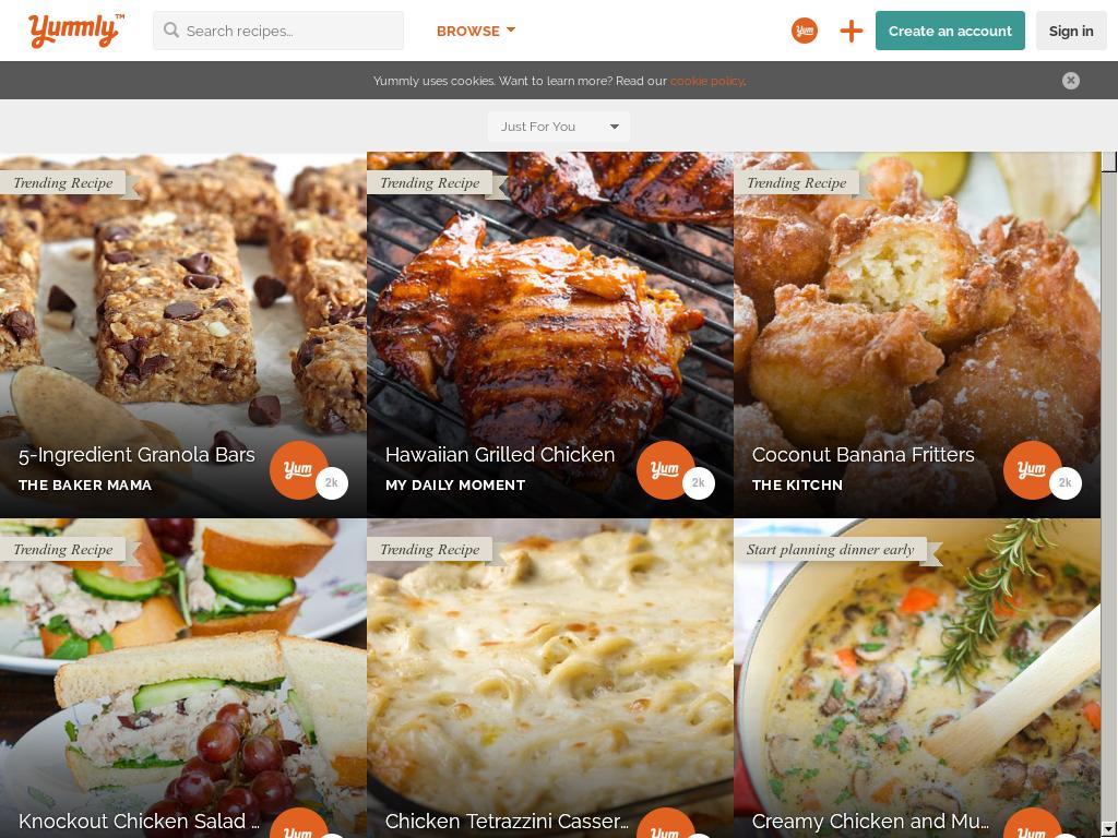 Casser Un Bar De Cuisine yummly competitors, revenue and employees - owler company
