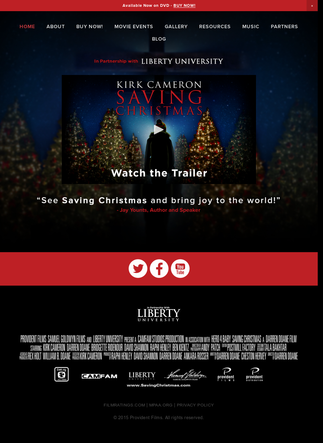 Kirk Cameron\'s Saving Christmas Competitors, Revenue and Employees ...