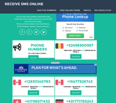 Receive Sms Online Competitors, Revenue and Employees