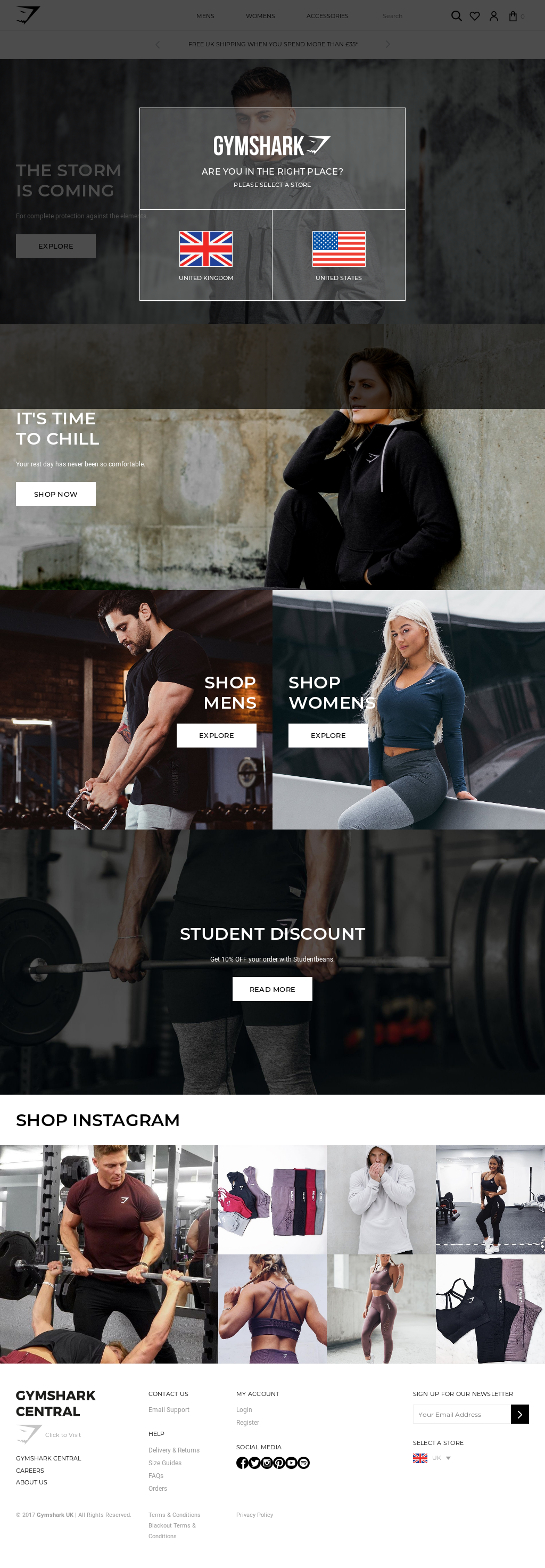 Gymshark Competitors Revenue And Employees Owler Company Profile