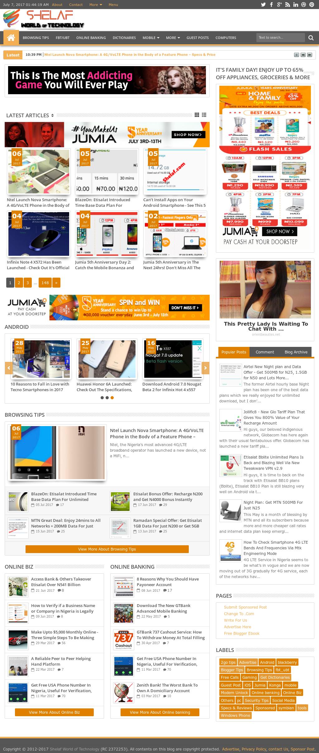 Owler Reports - Shelaf World Of Technology Blog MIUI V8