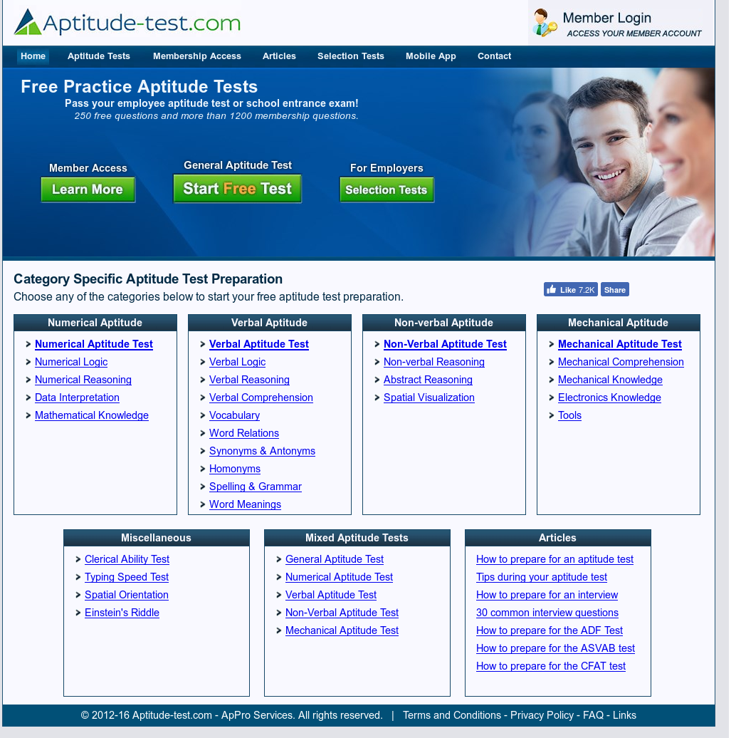 Aptitude-test Competitors, Revenue and Employees - Owler Company Profile