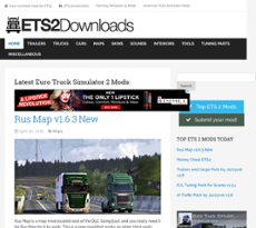 Ets2Downloads Competitors, Revenue and Employees - Owler