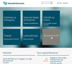 Helsedirektoratet S Competitors Revenue Number Of Employees Funding Acquisitions News Owler Company Profile