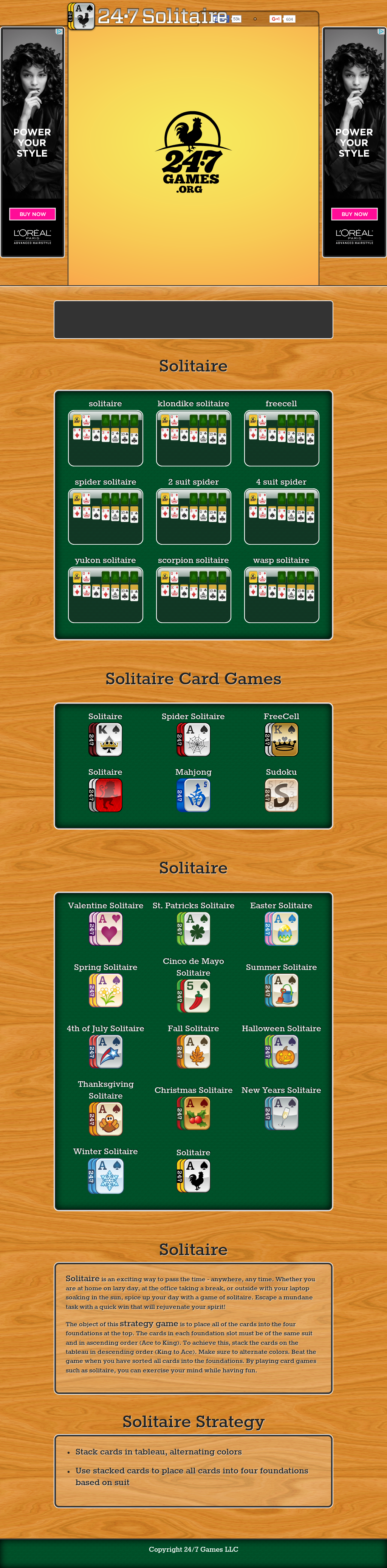 Christmas Solitaire 247.247solitaire Competitors Revenue And Employees Owler