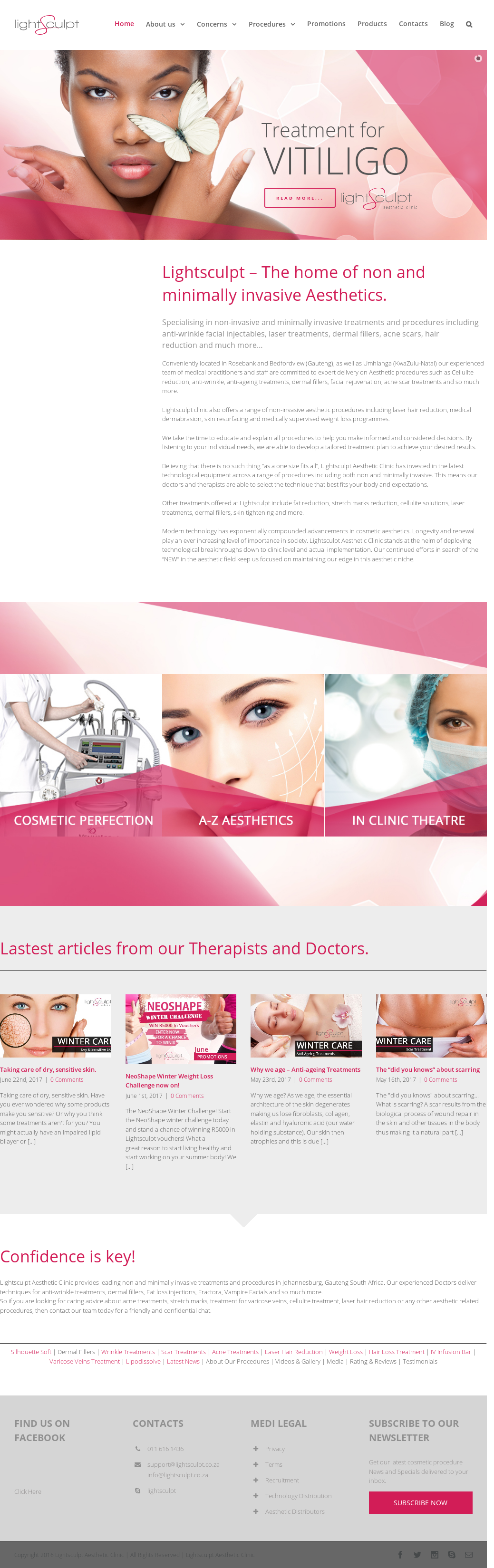 Lightsculpt Aesthetic Clinic Competitors, Revenue and Employees