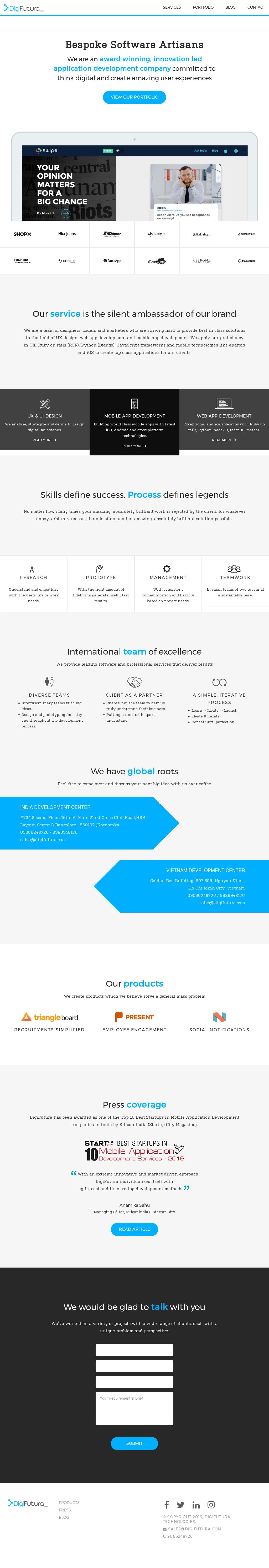 DigiFutura Competitors, Revenue and Employees - Owler Company Profile
