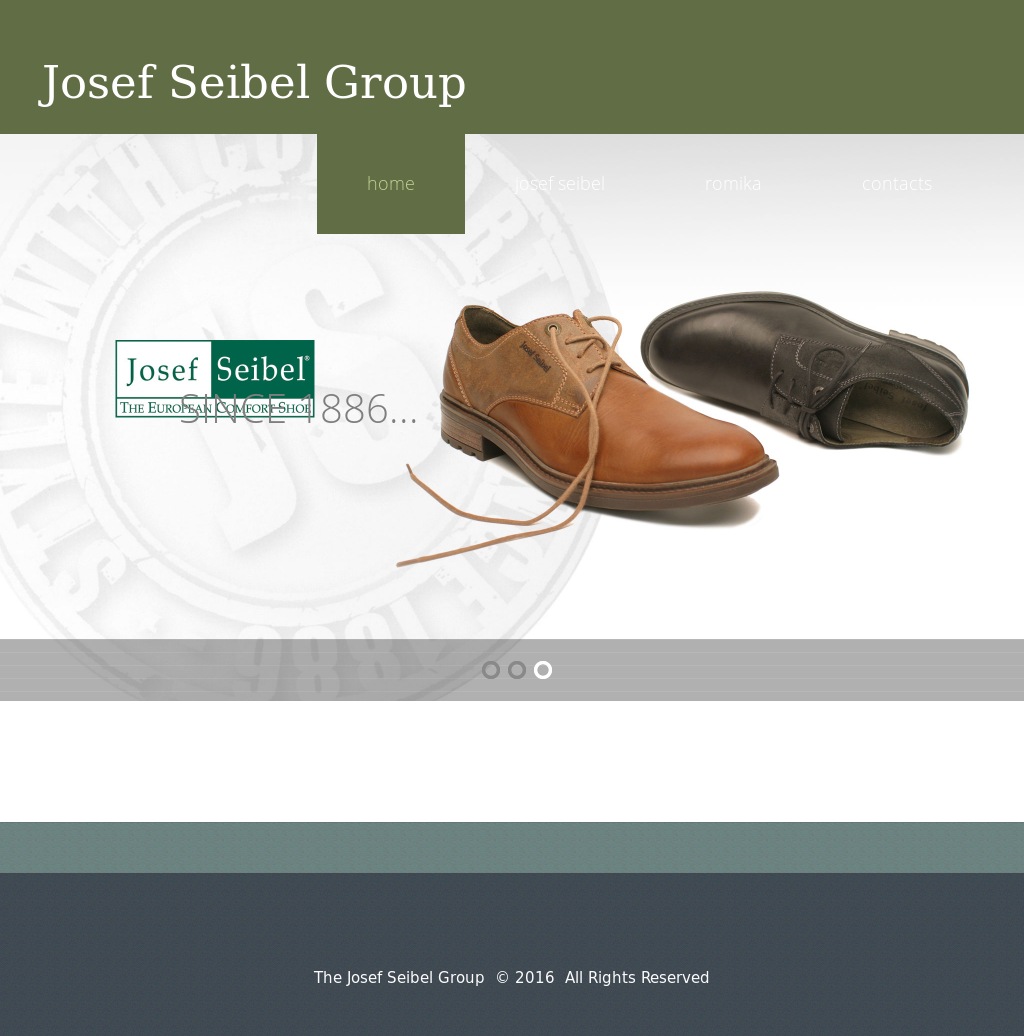 super quality details for half price The Josef Seibel Group Competitors, Revenue and Employees ...