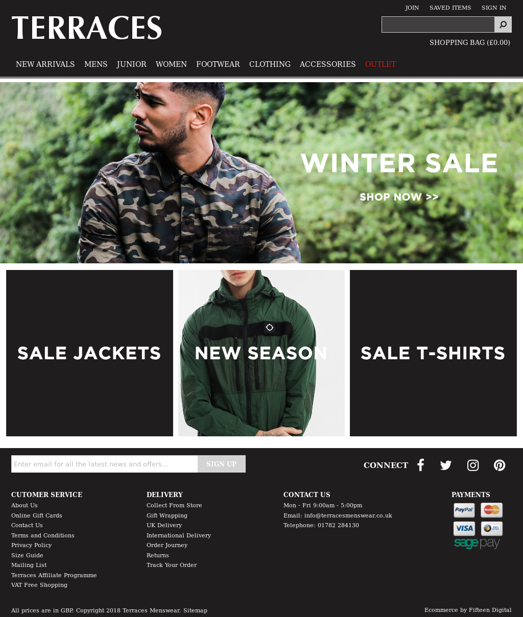 cc985299 Terraces Menswear Competitors, Revenue and Employees - Owler ...