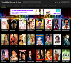 Tamil Mp3 Songs Online Competitors, Revenue and Employees