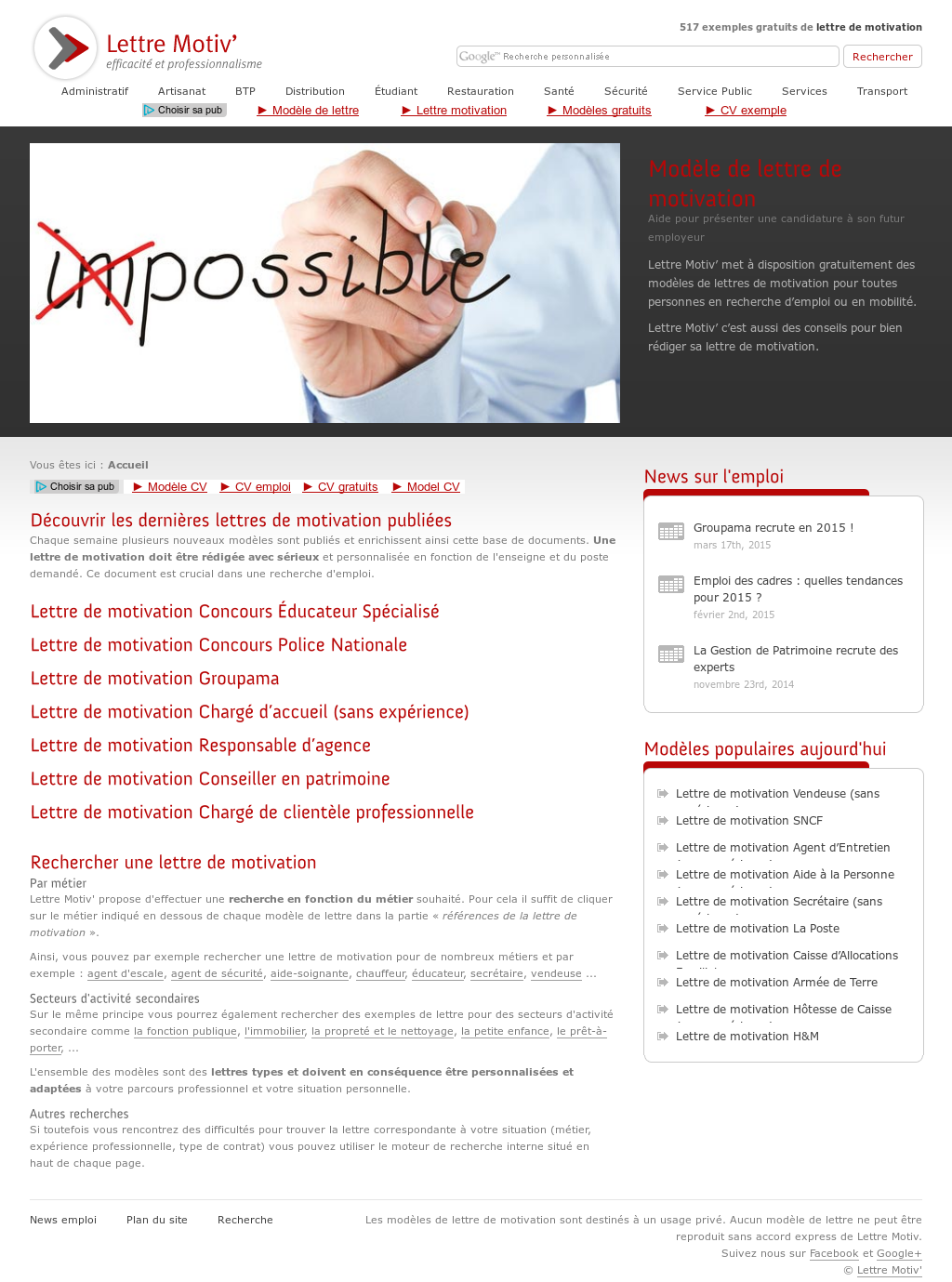 Lettre Motiv Competitors Revenue And Employees Owler
