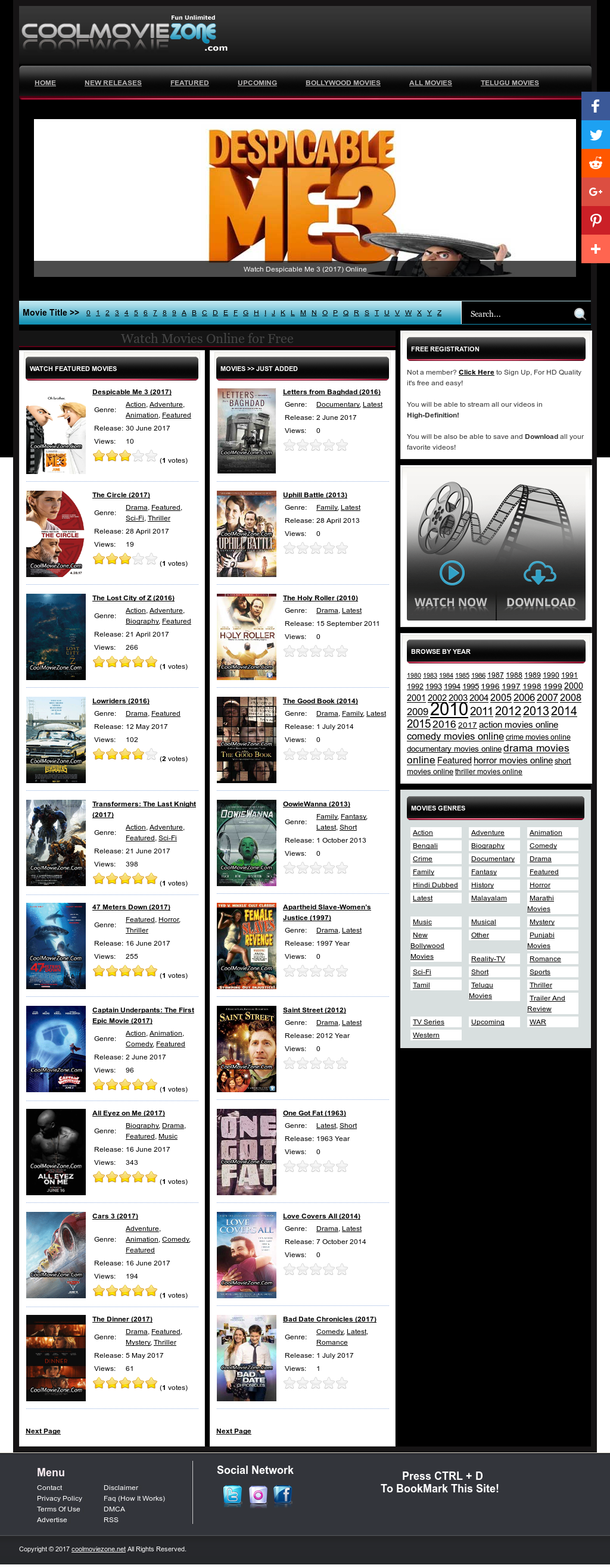 Coolmoviezone Competitors, Revenue and Employees - Owler Company Profile