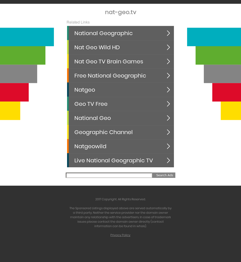 Nat-geo tv Competitors, Revenue and Employees - Owler