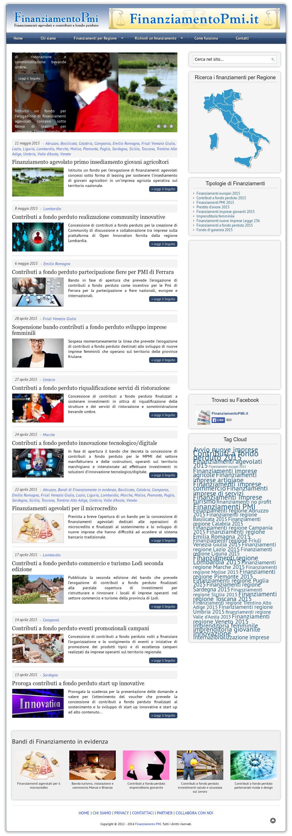 Imprese Di Costruzioni Campania finanziamentopmi.it competitors, revenue and employees