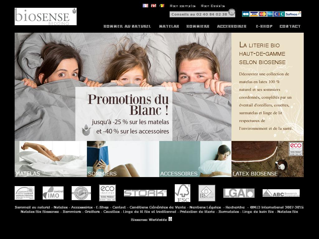 Biosense Bedding Competitors Revenue And Employees Owler Company