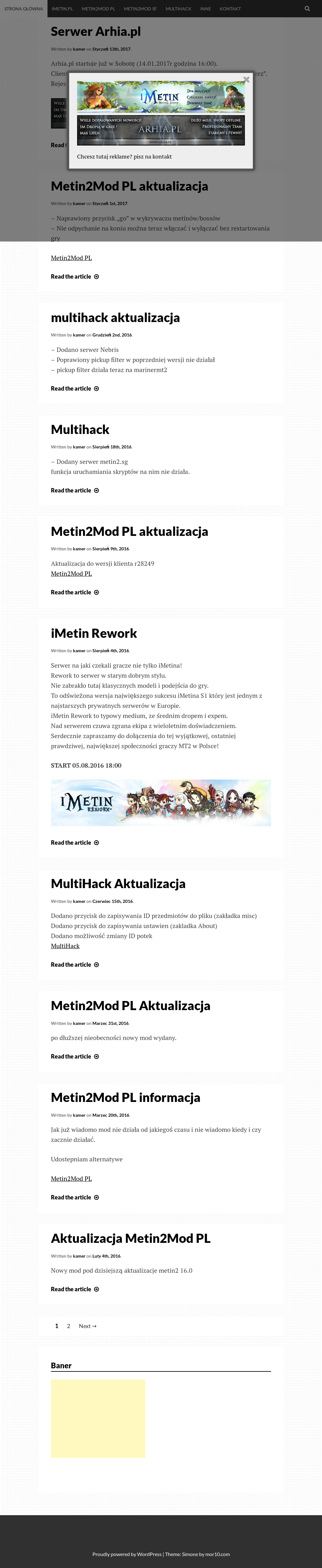 Metin2mod Competitors, Revenue and Employees - Owler Company