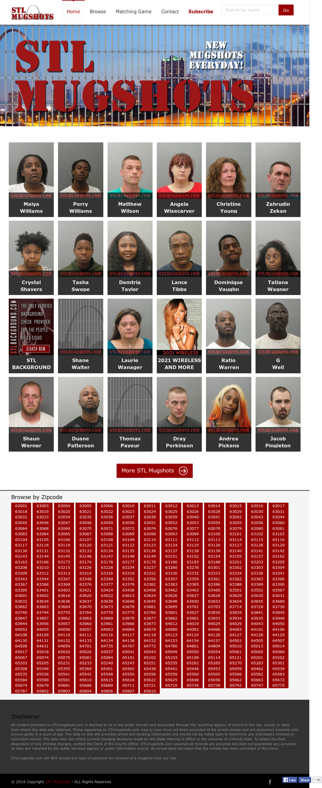 Stlmugshots Competitors, Revenue and Employees - Owler