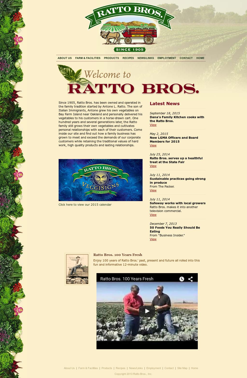 Ratto Bros Competitors, Revenue and Employees - Owler Company Profile