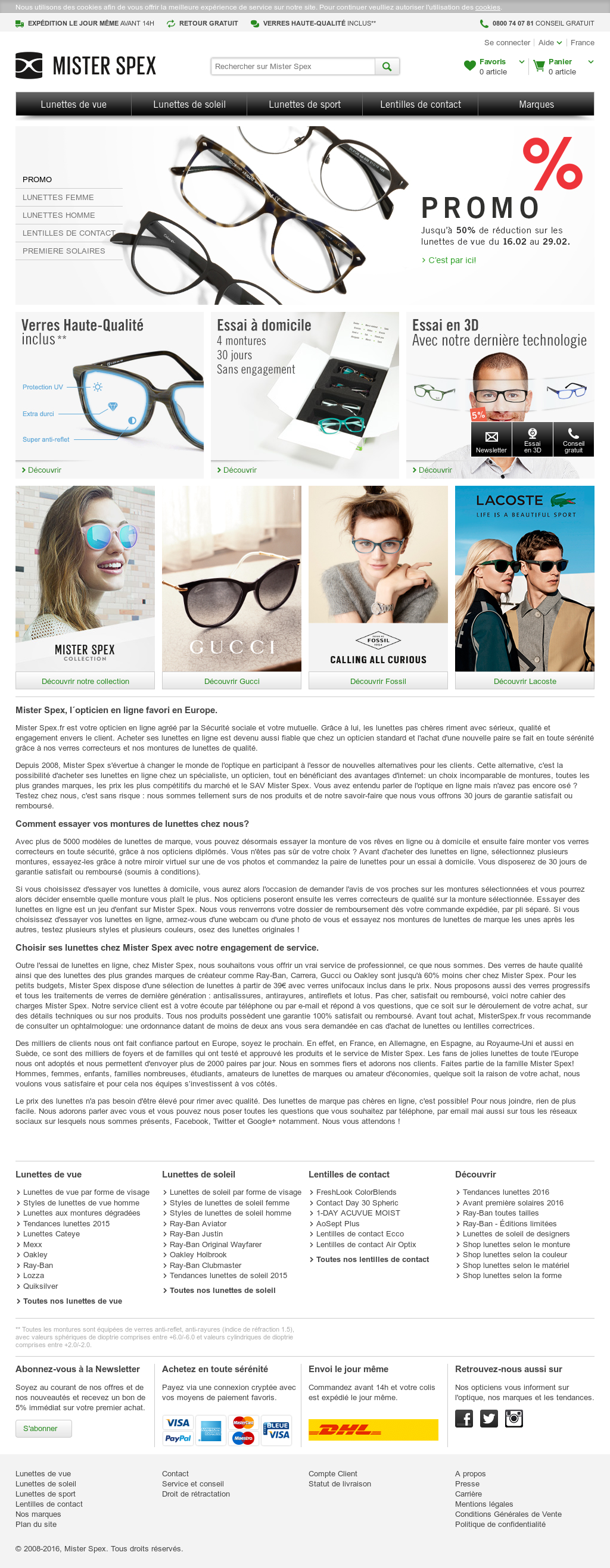 Lunettes de sport -. Mister Spex France Competitors, Revenue and Employees  - Owler . 62fb312bba7f