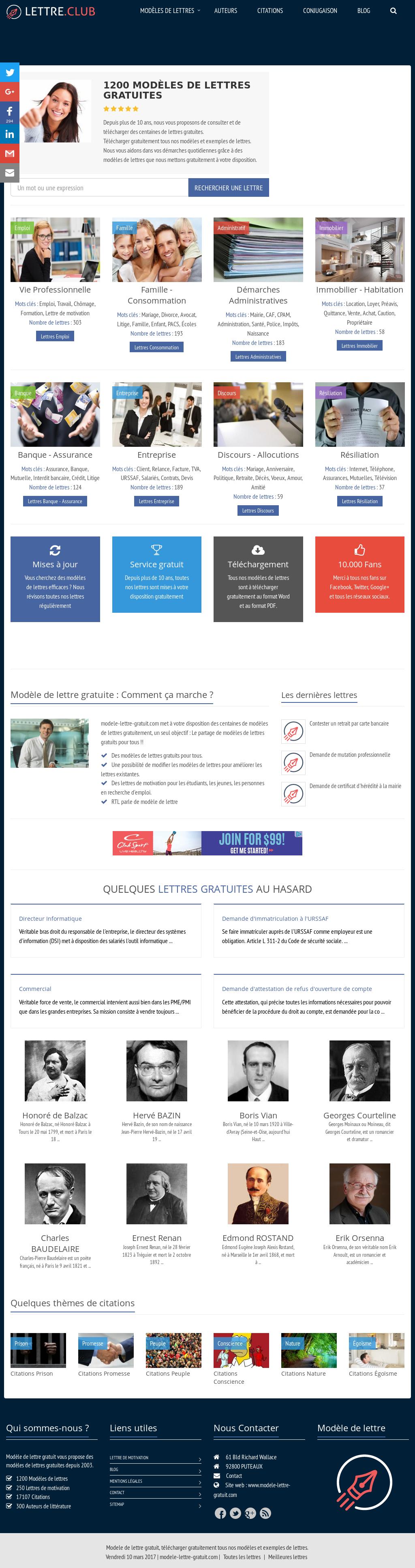 Modele De Lettre Gratuit S Competitors Revenue Number Of Employees Funding Acquisitions News Owler Company Profile