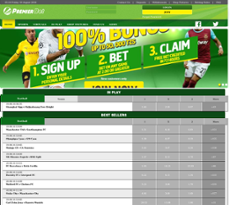Premier betting tanzania results of texas porto v benfica betting preview