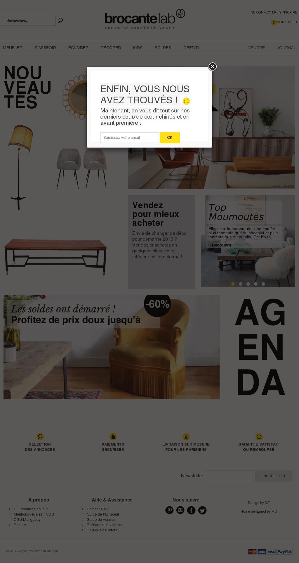 trendy brocantlab with brocantlab. Black Bedroom Furniture Sets. Home Design Ideas