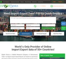 Export Genius Competitors, Revenue and Employees - Owler Company Profile