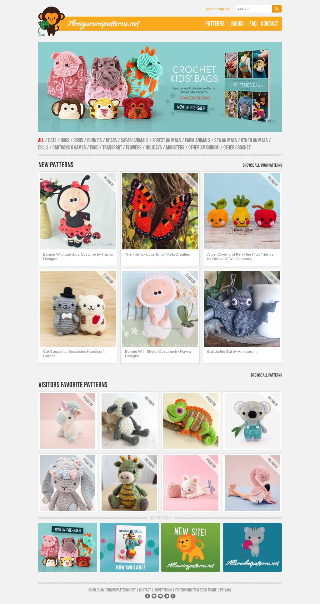 Zoomigurumi 7: 15 Cute Amigurumi Patterns by 11 Great Designers by ... | 1928x1024