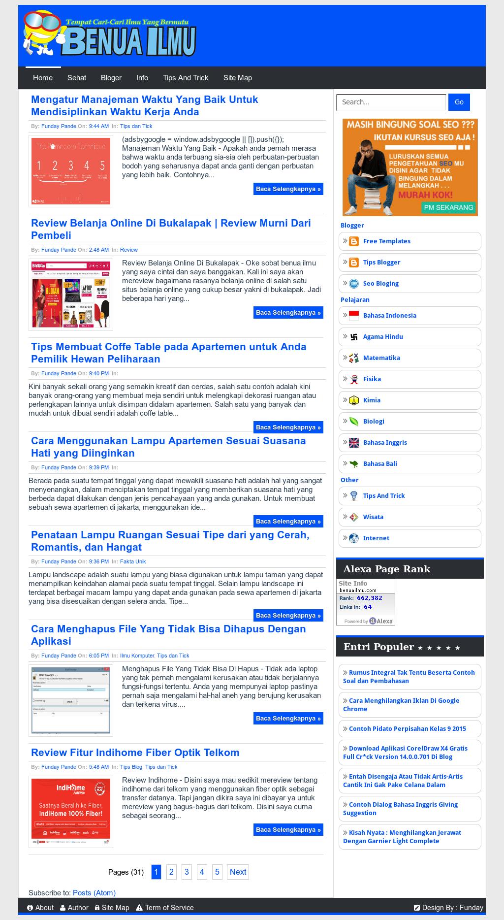 Benua Ilmu Competitors Revenue And Employees Owler Company Profile